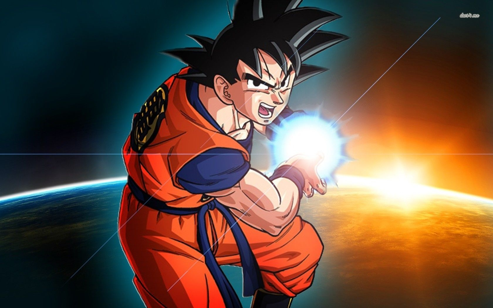 dragon ball z wallpapers goku - sf wallpaper