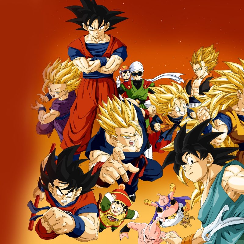 10 Top Free Dragonball Z Wallpapers FULL HD 1920×1080 For PC Desktop 2018 free download dragon ball z wallpapers high quality download free dragon ball 800x800