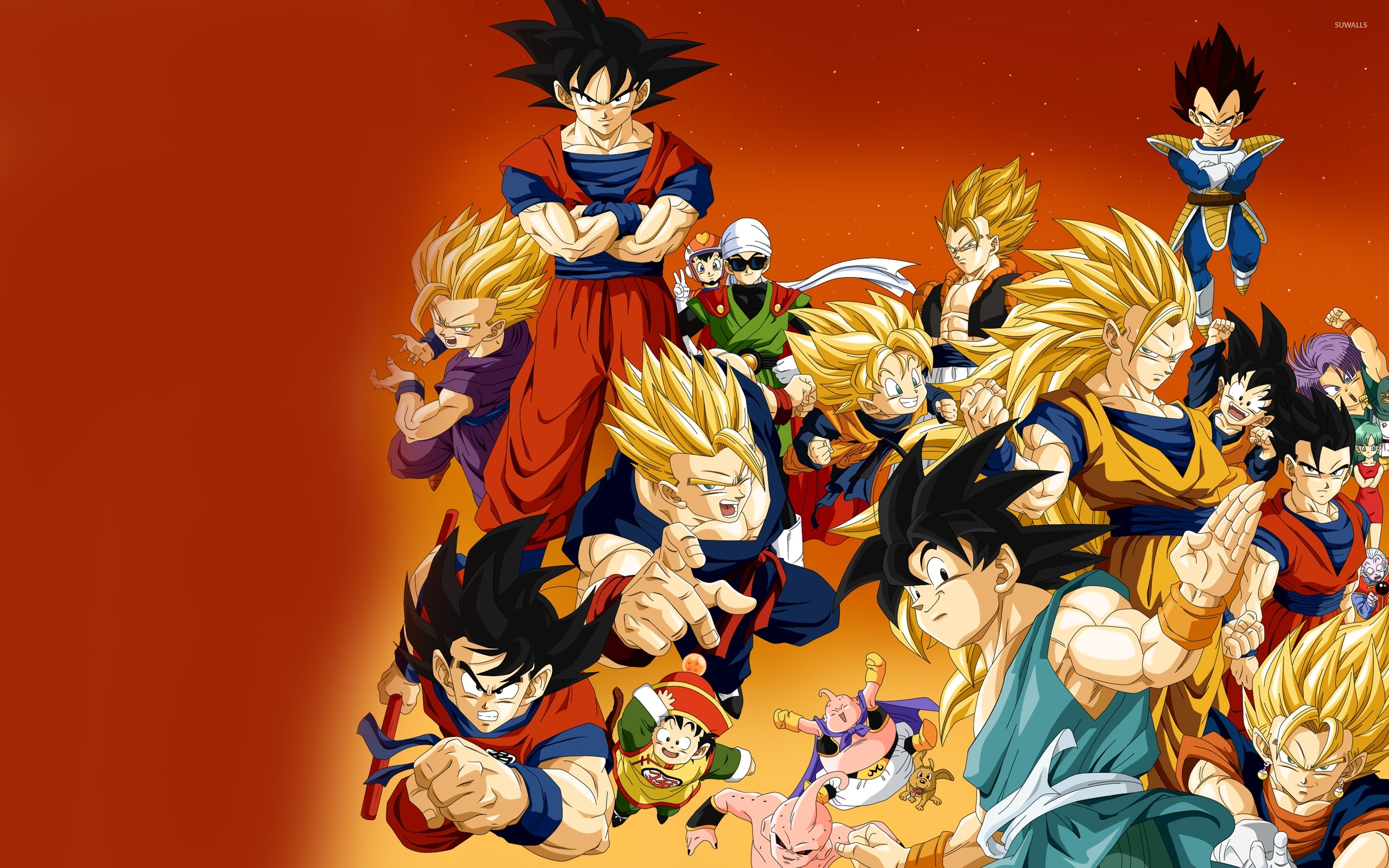 dragon ball z wallpapers high quality download free | dragon ball