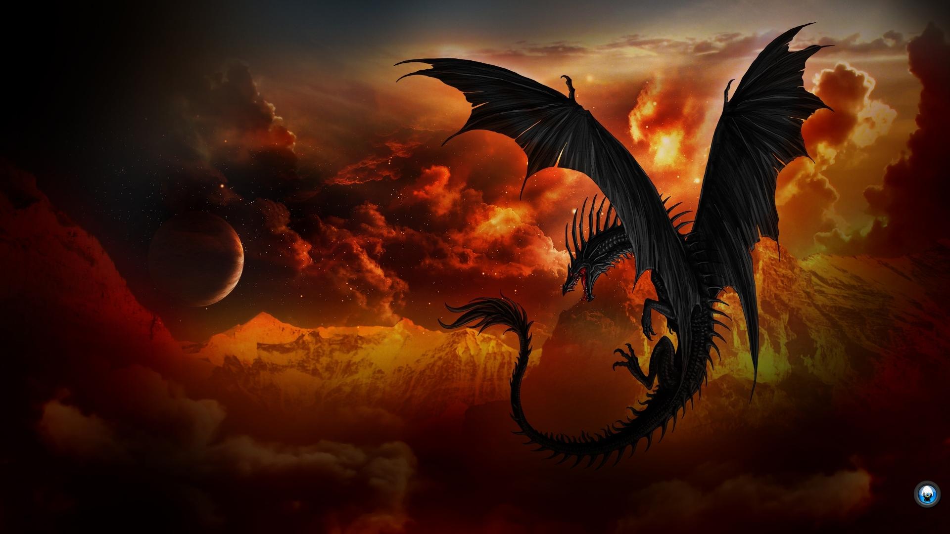 dragon full hd fond d'écran and arrière-plan | 1920x1080 | id:451186