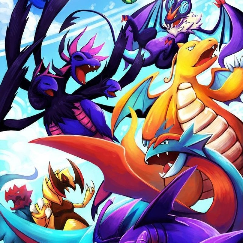 10 Top Dragon Type Pokemon Wallpaper FULL HD 1920×1080 For PC Background 2020 free download dragon type pokemon wallpapers wallpaper cave 800x800