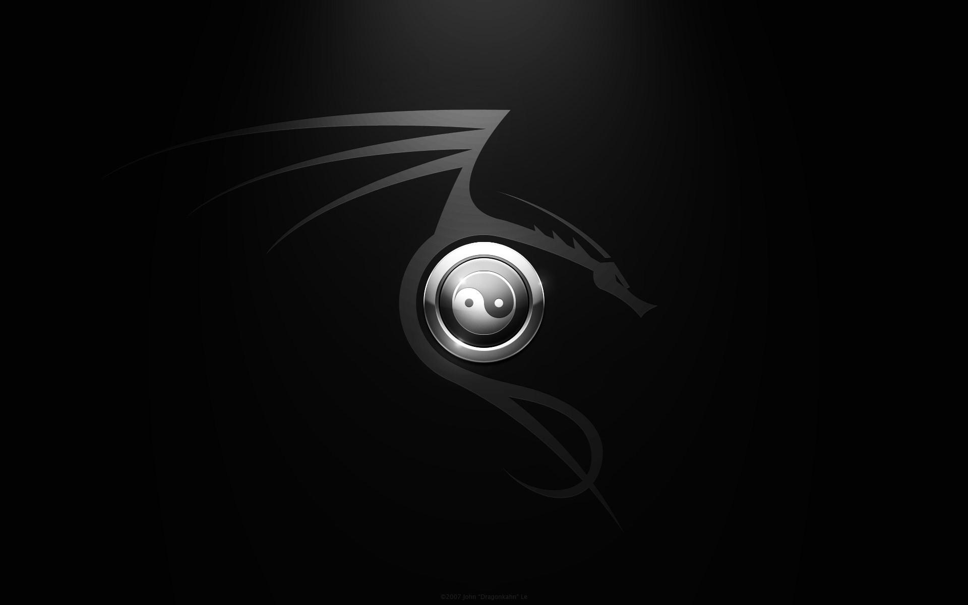 dragon yin yang wallpaper (51+ images)