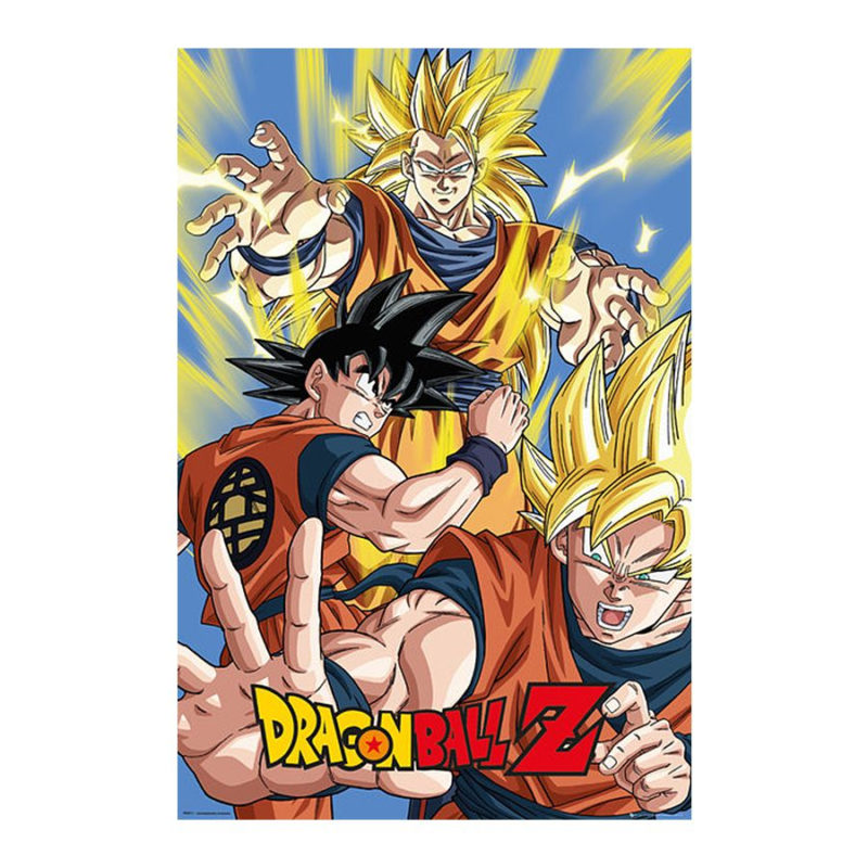 10 Best Dragon Ball Z Pictues FULL HD 1920×1080 For PC Background 2021 free download dragonball z poster goku 61x 915cm 800x800