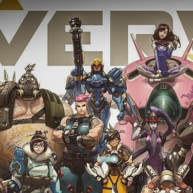 10 Latest Overwatch Dual Screen Wallpaper FULL HD 1080p For