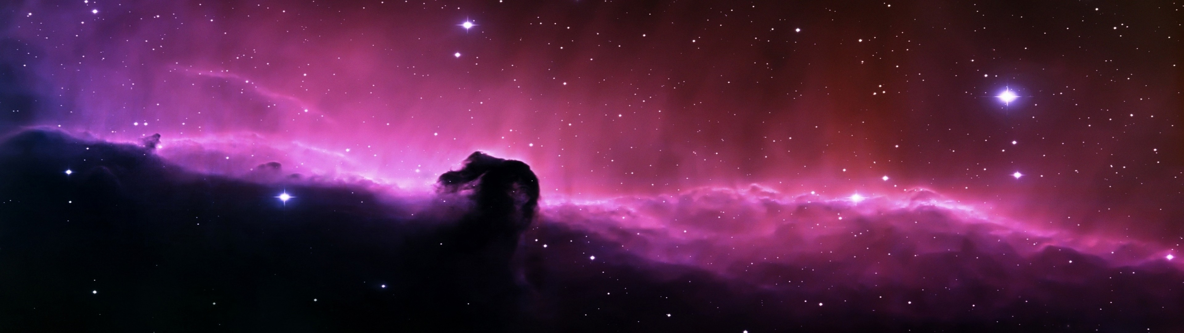 dual monitor wallpaper space ·① download free cool full hd