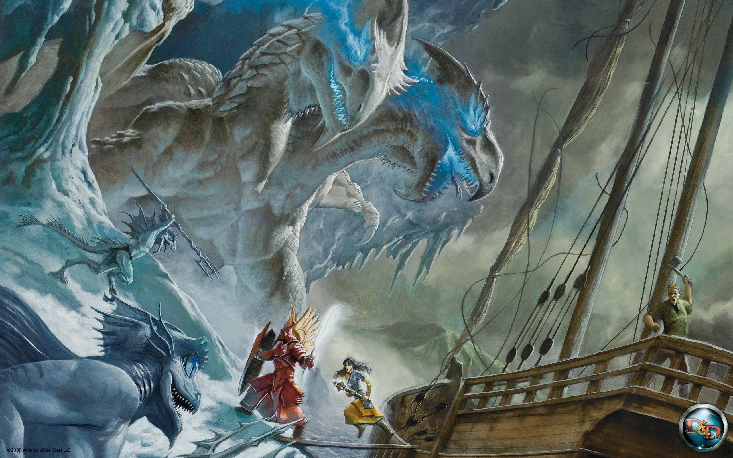 dungeons and dragons wallpapers - wallpaper cave