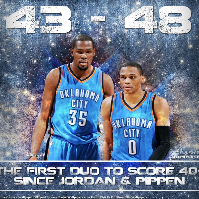 10 Best Russell Westbrook And Kevin Durant Wallpaper FULL HD 1920×1080 For PC Desktop 2021 free download durant westbrook 40 40 game 2015 wallpaper basketball wallpapers 800x800