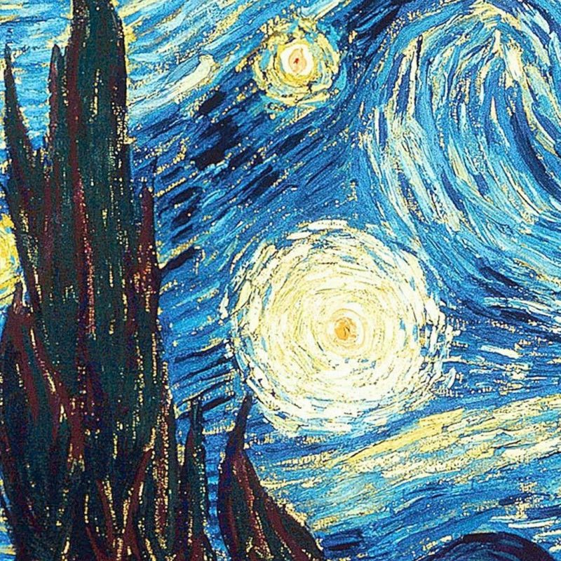10 Latest Starry Night Iphone Wallpaper FULL HD 1920×1080 For PC Desktop 2021 free download e28691e28691tap and get the free app art the starry night vincent van gogh 800x800