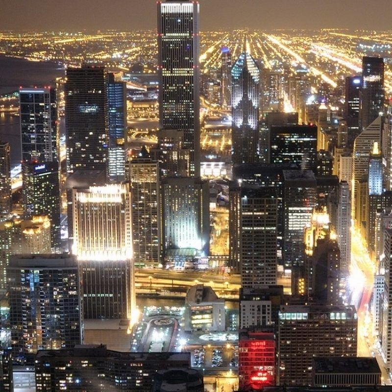 10 Most Popular Chicago Skyline Iphone Wallpaper FULL HD 1080p For PC Background 2020 free download e28691e28691tap and get the free app shining city night chicago skyline 800x800