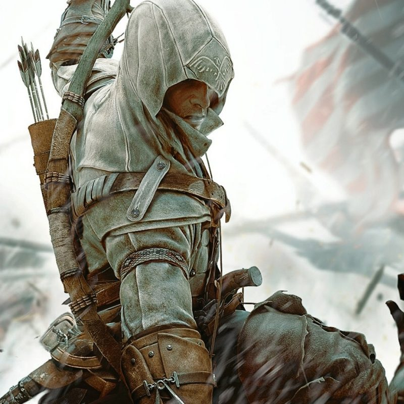 10 New Assassin's Creed 3 Wallpaper Hd 1080P FULL HD 1080p For PC Background 2021 free download e3 2012 eyes on preview assassins creed iii 1 800x800
