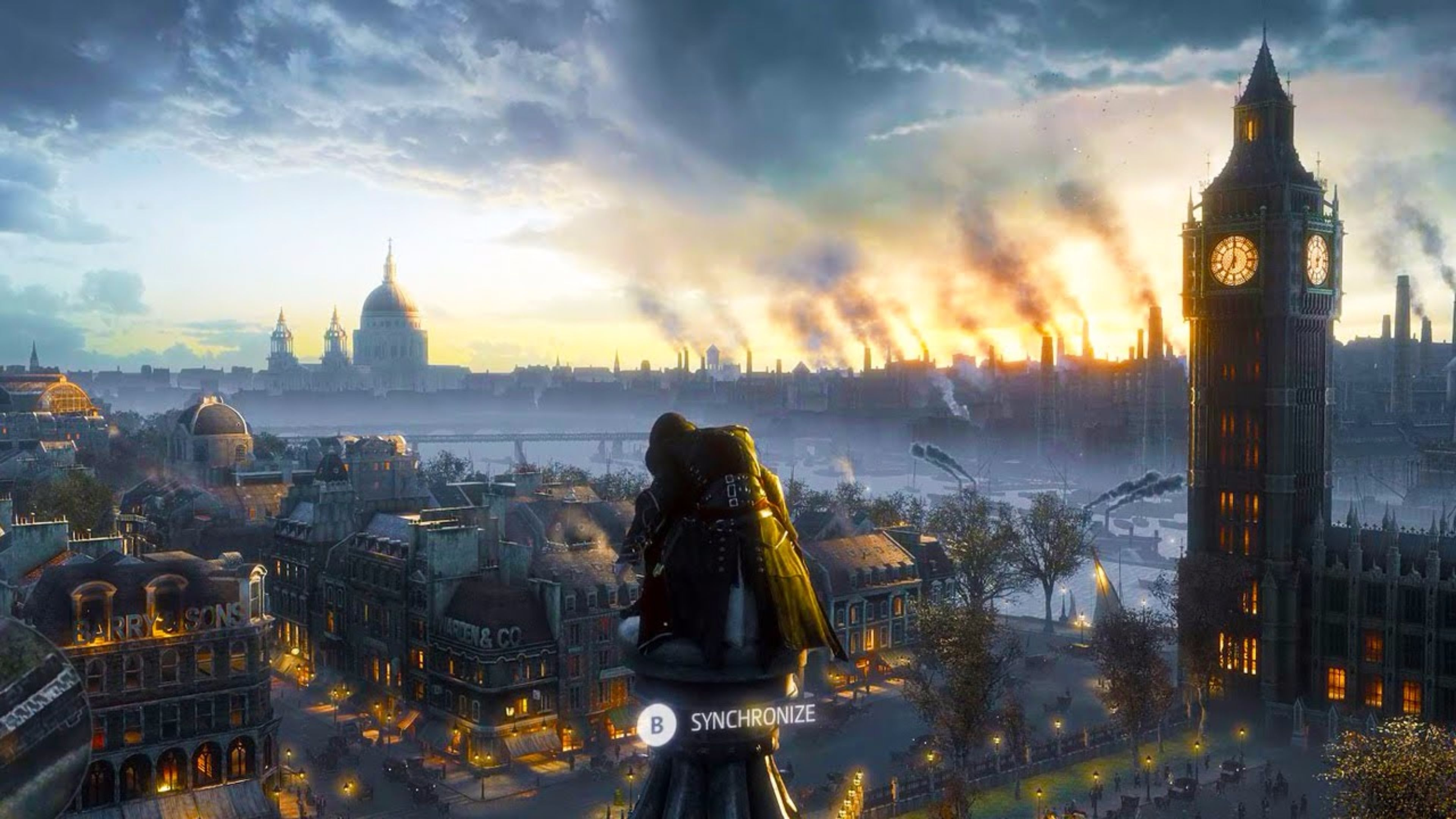 Assassins Creed Syndicate HD wallpapers free