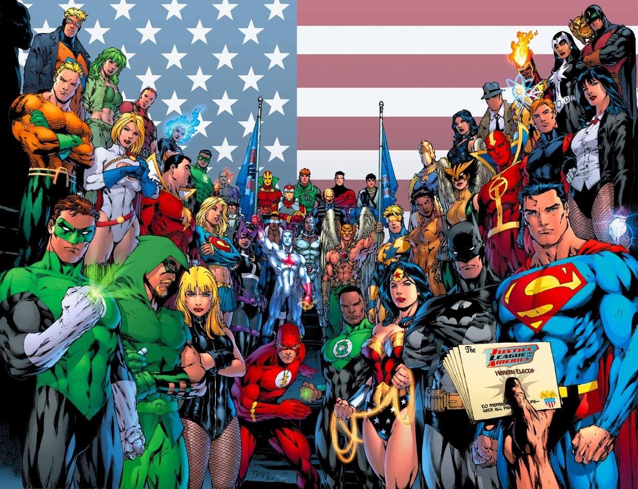 ed benes justice league wallpaper size   comics   pinterest