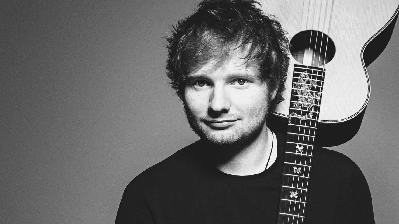 ed sheeran wallpapers hd download