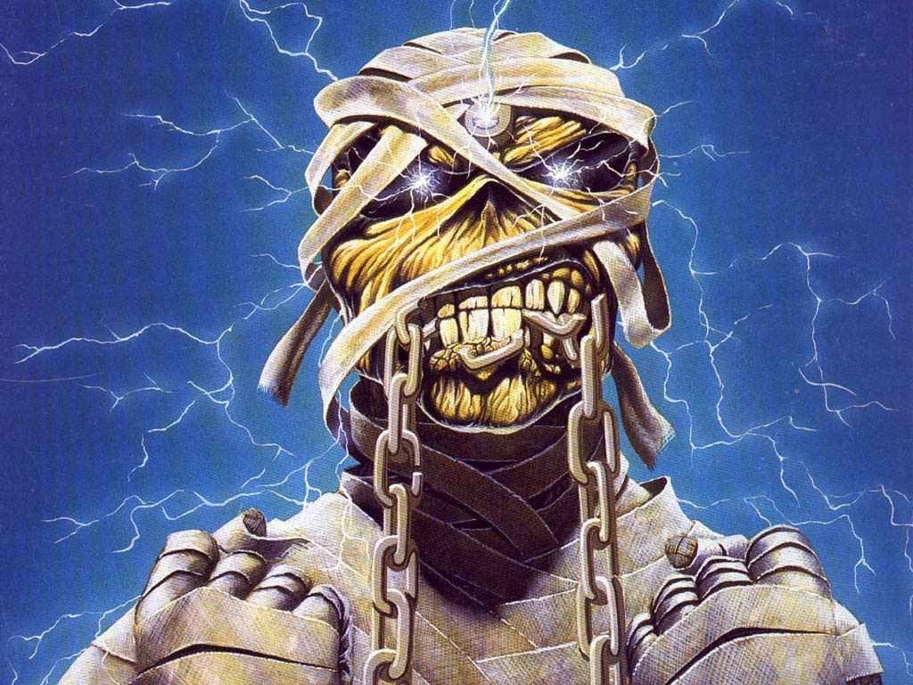 10 Best Eddie Iron Maiden Pics FULL HD 1080p For PC Desktop