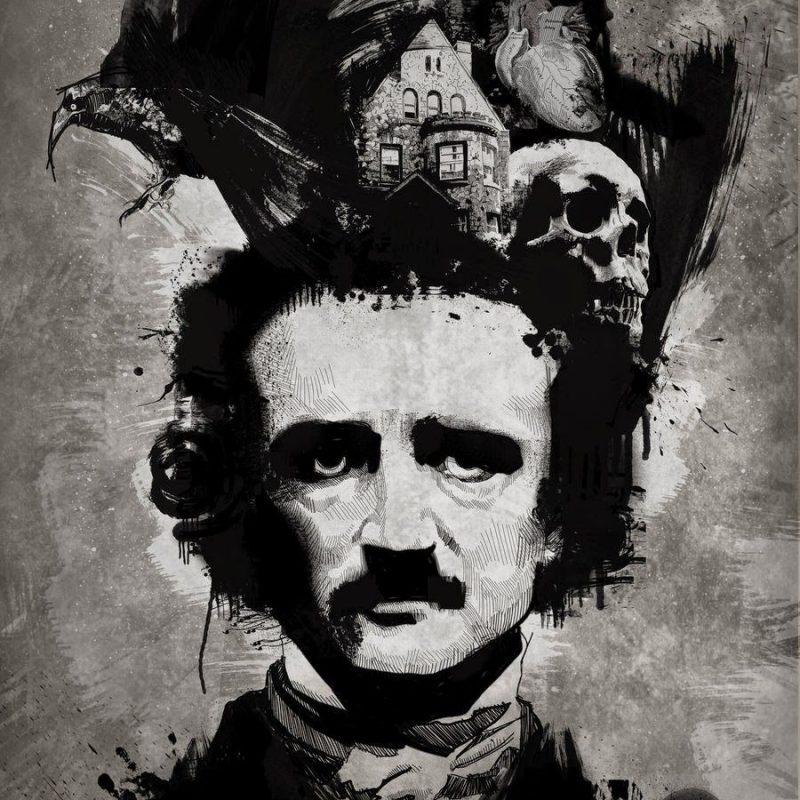 10 Top Edgar Allan Poe Wallpaper FULL HD 1080p For PC Desktop 2018 free download edgar allan poe wallpaper wallpapers pinterest edgar allan poe 800x800