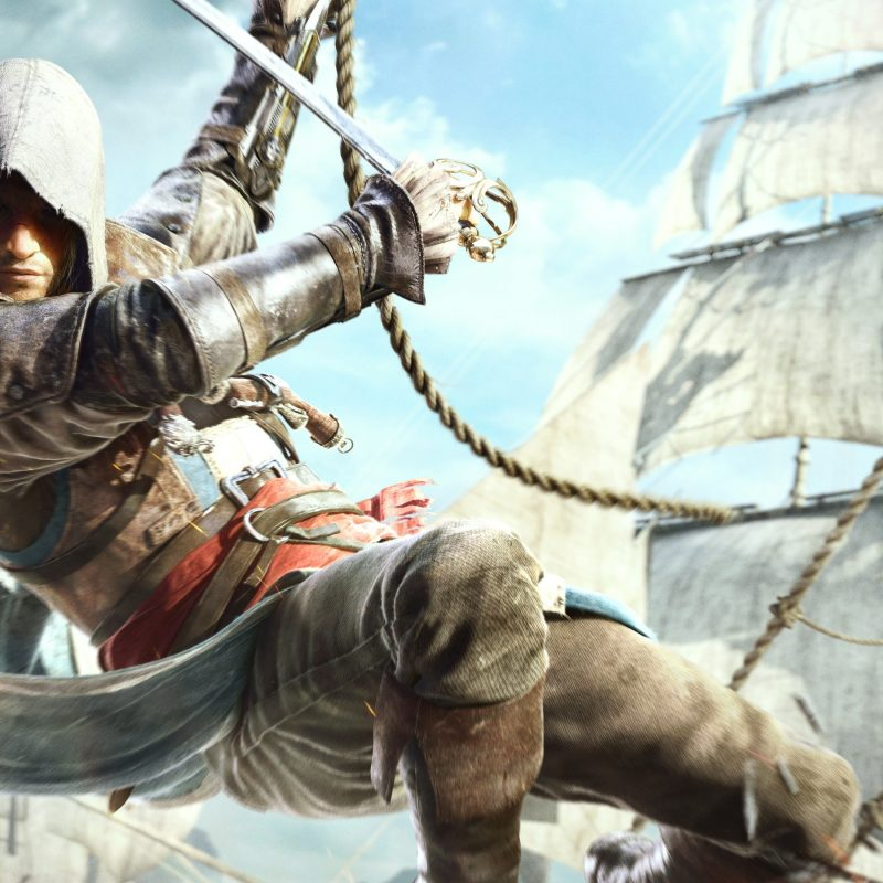 10 Most Popular Assassin's Creed 4 Wallpaper FULL HD 1080p For PC Background 2018 free download edward kenway in assassins creed 4 wallpapers hd wallpapers id 800x800