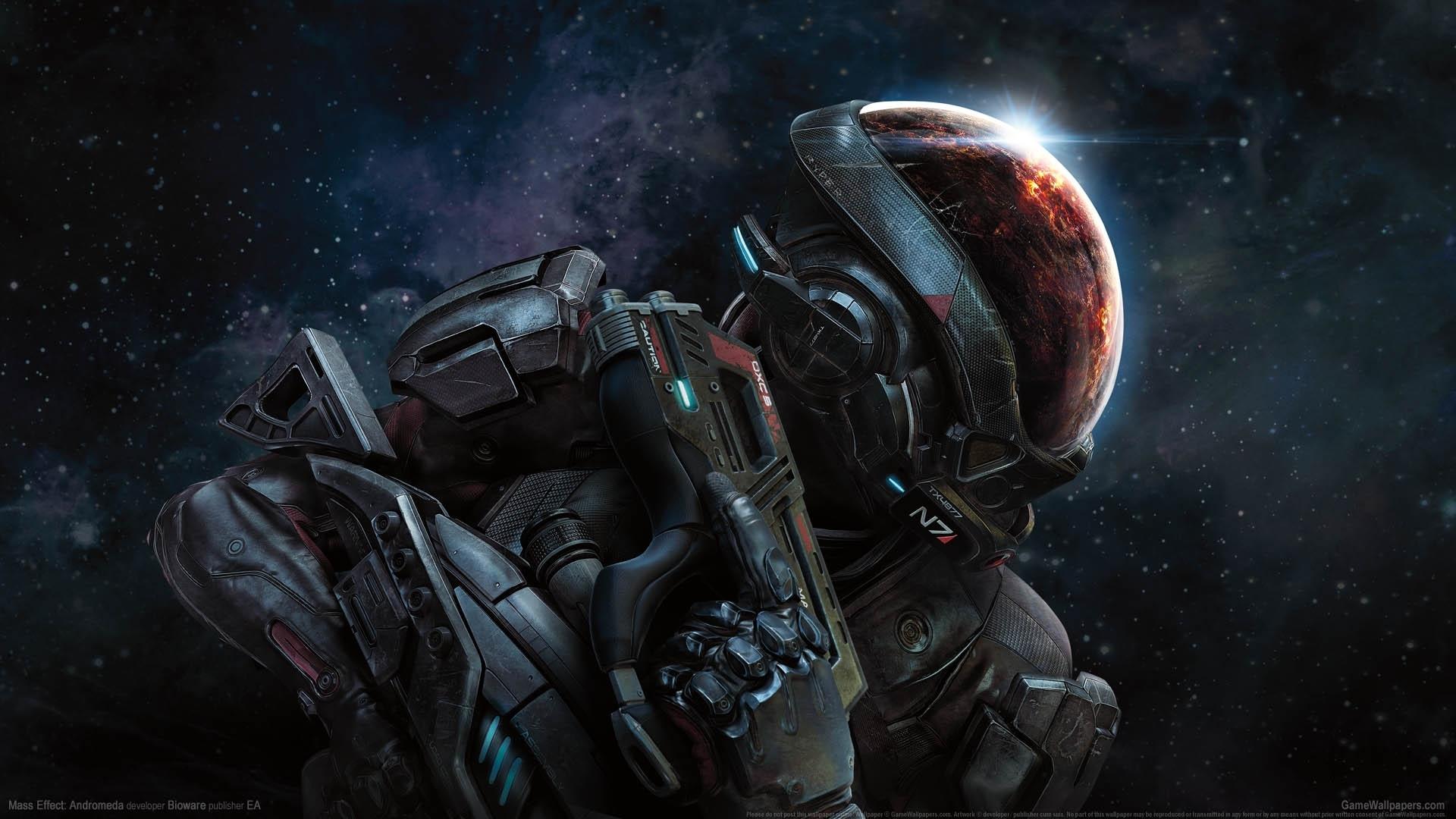 10 Top Mass Effect Wallpaper 1920X1080 FULL HD 1080p For ...
