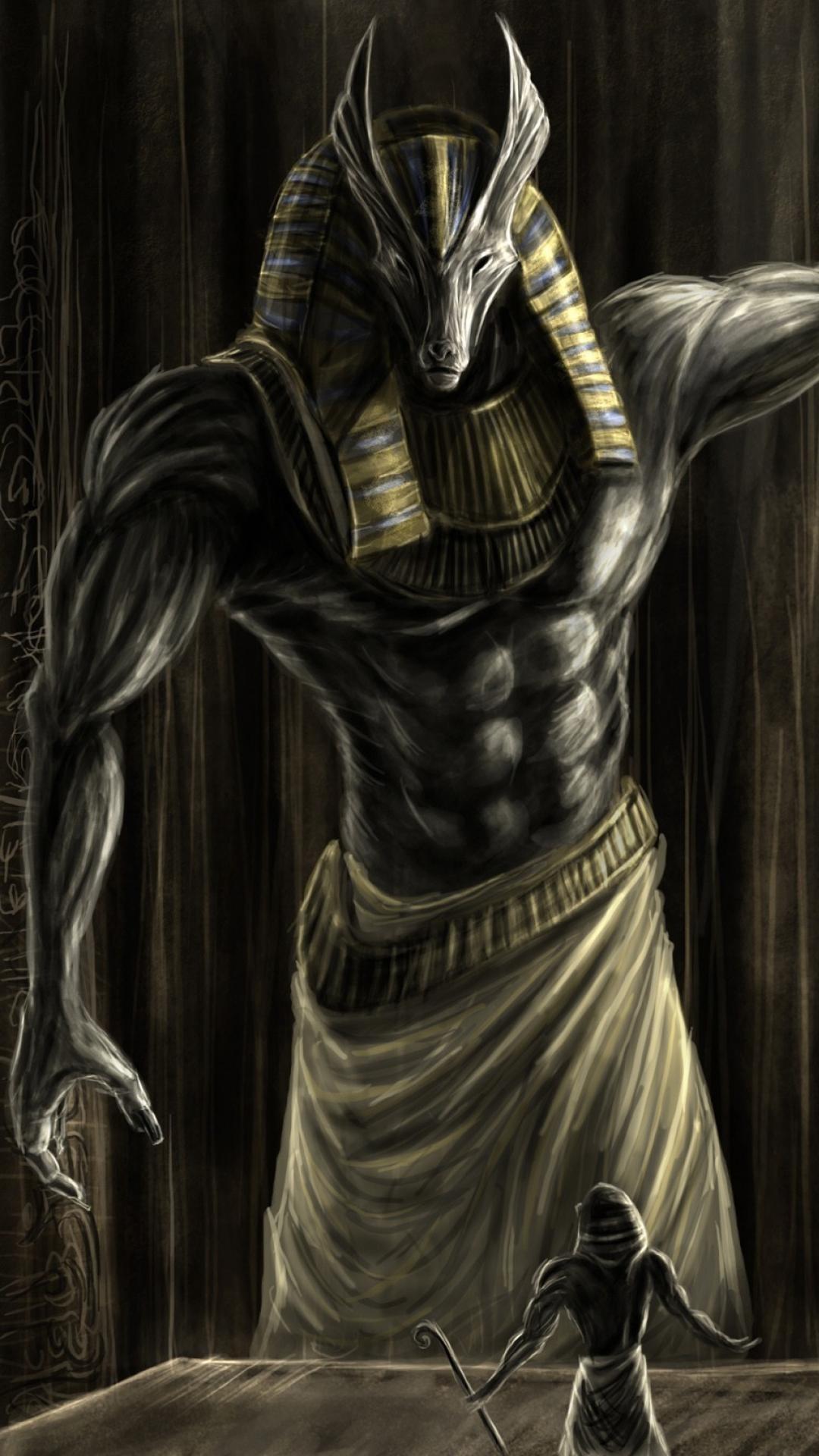 10 New Anubis Egyptian God Wallpaper FULL HD 1920×1080 For ...