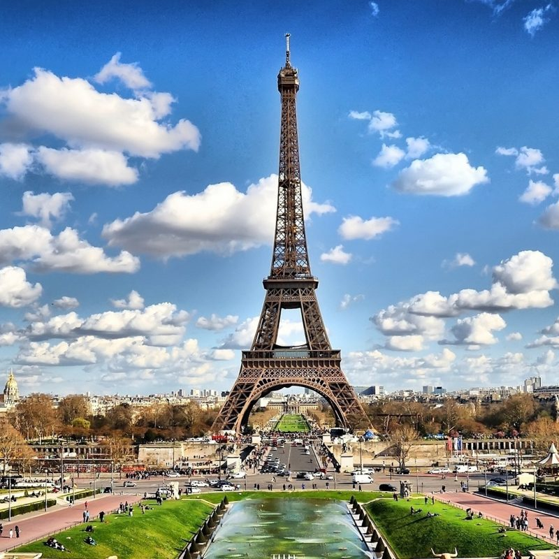 10 Top Wallpapers Of Paris France FULL HD 1080p For PC Background 2018 free download eiffel tower on background of clouds in paris france wallpapers and 800x800
