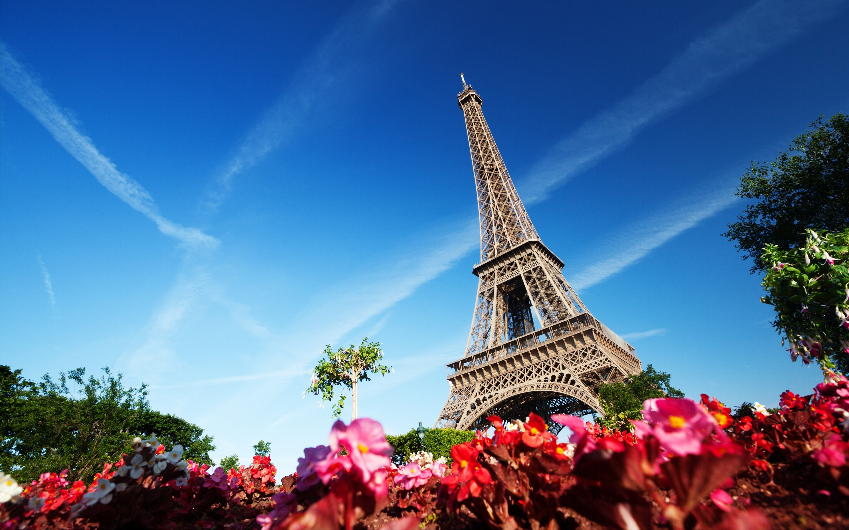 eiffel tower paris france wallpapers | hd wallpapers | id #15808