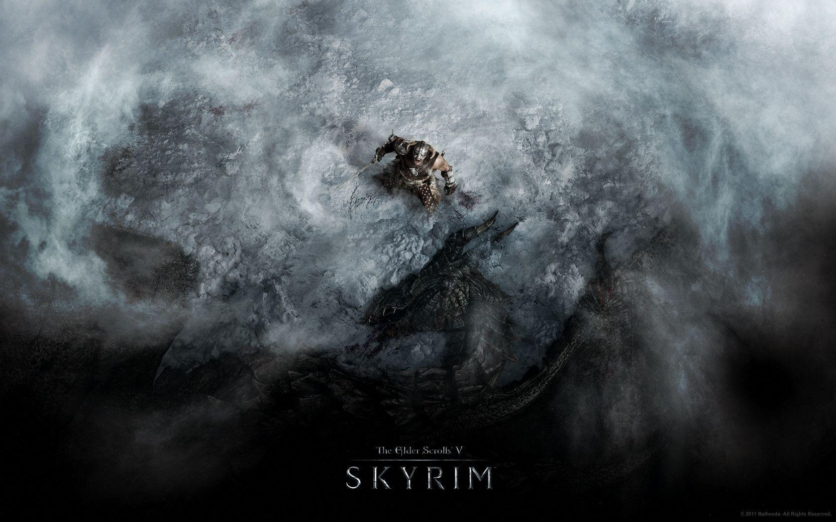 elder scrolls v skyrim wallpapers - wallpaper cave