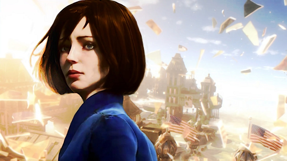 elizabeth bioshock wallpapers hd wallpaper | games wallpapers