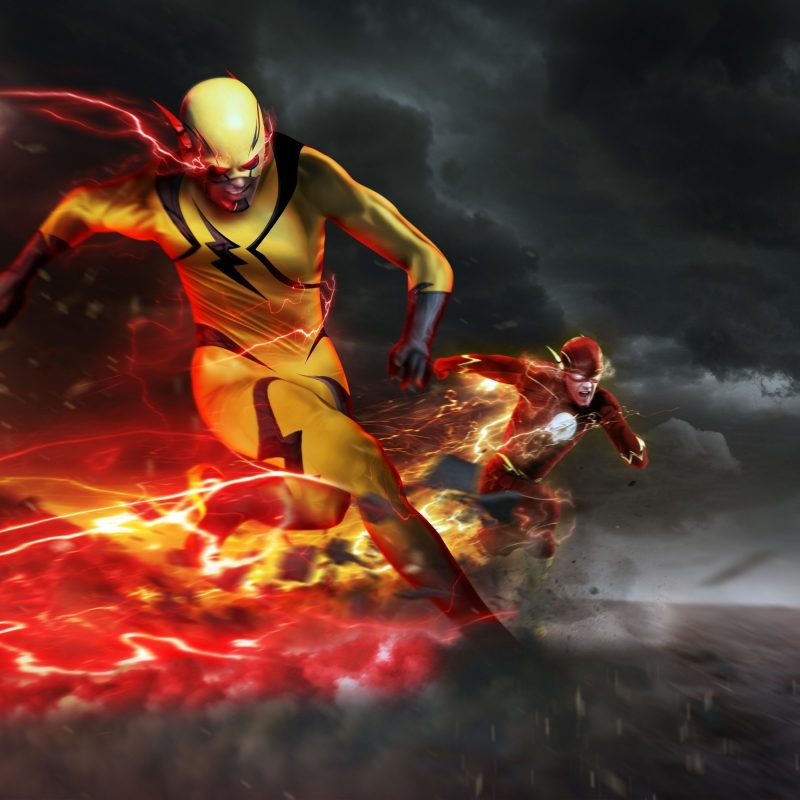 10 Top Reverse Flash Wallpaper 1920X1080 FULL HD 1080p For