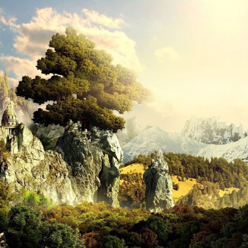 10 Top Fantasy Landscape Hd Wallpaper FULL HD 1080p For PC Background 2018 free download epic fantasy landscape wallpaper wallpaper studio 10 tens of 1 800x800