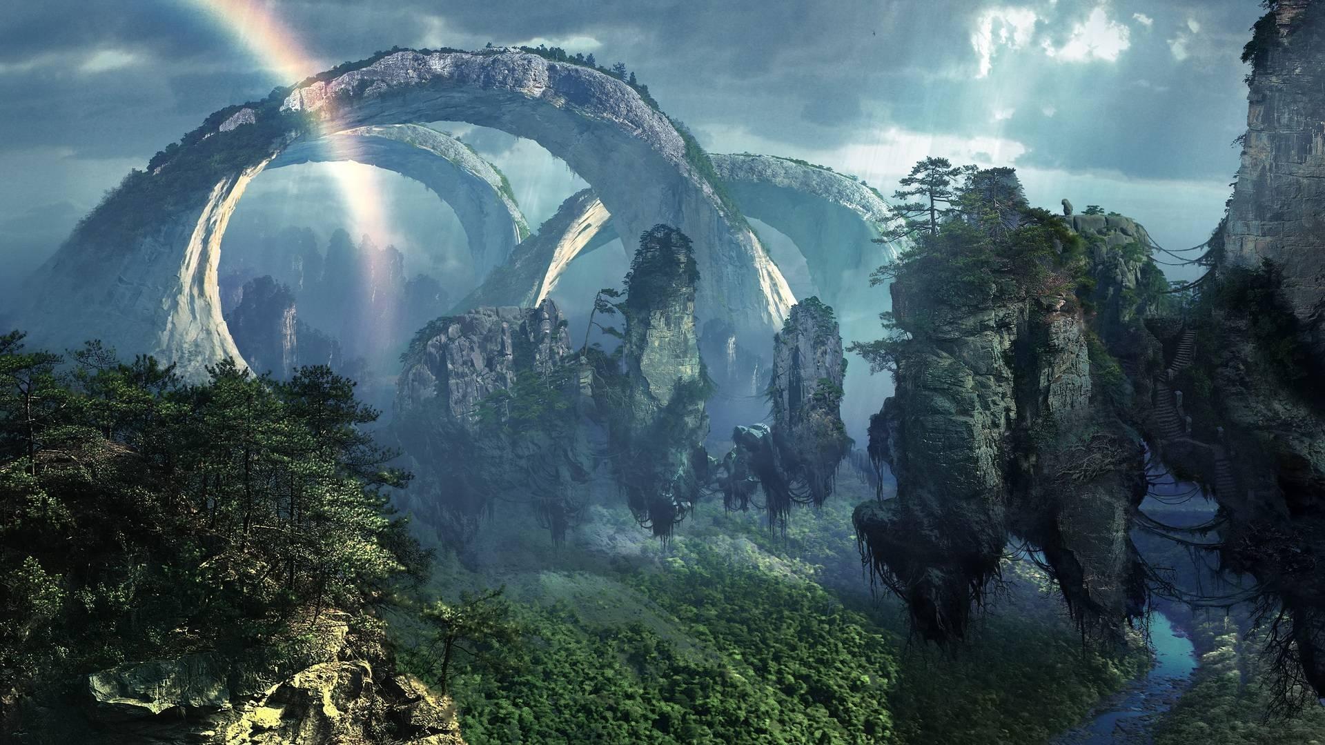 epic fantasy wallpaper desktop free download > subwallpaper