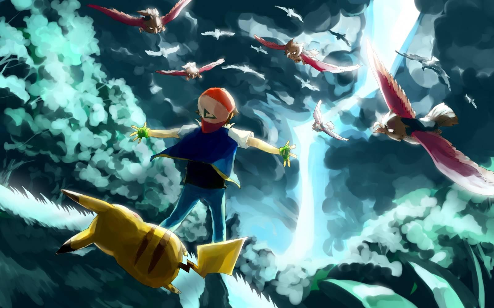 epic pokemon wallpapers - wallpaper cave