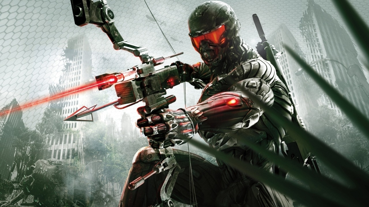 epic video game wallpapers — crysis 3 wallpaper