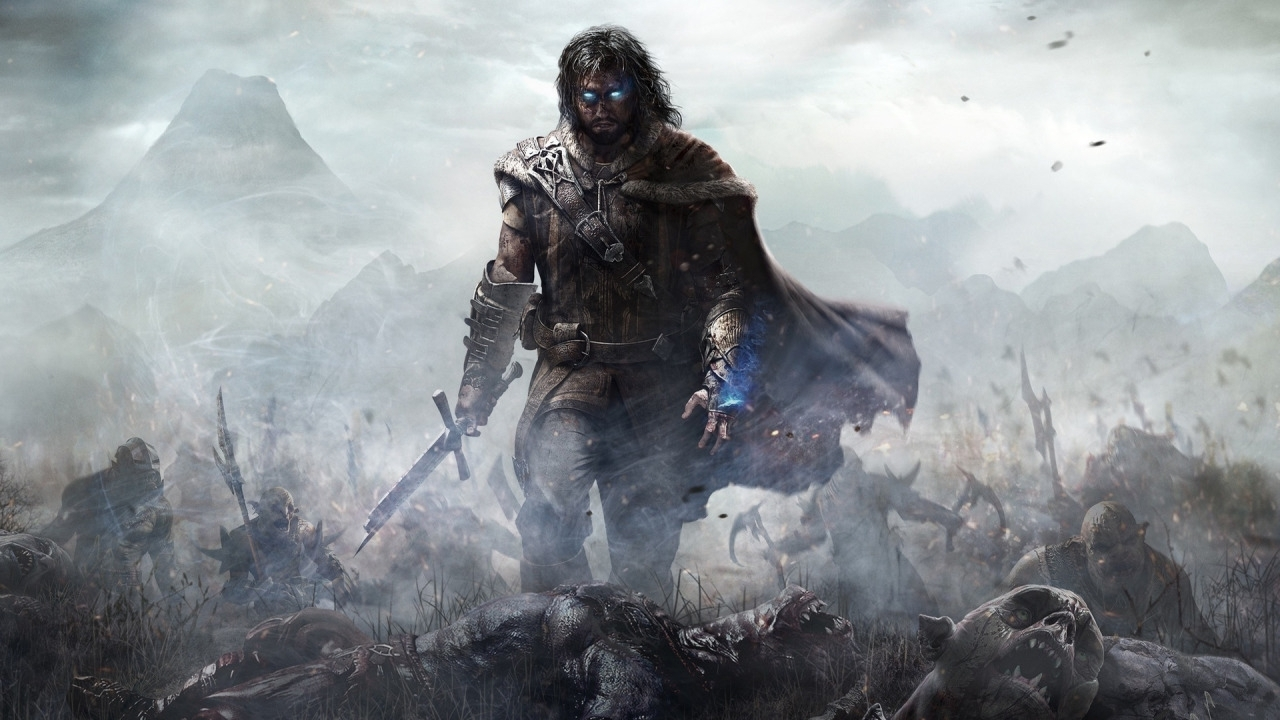 epic video game wallpapers — middle-earth: shadow of mordor wallpaper