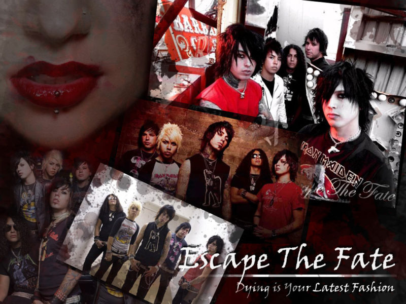 10 Best Escape The Fate Wallpaper FULL HD 1080p For PC Background 2020 free download escape the fate bandswallpapers free wallpapers music wallpaper 2 800x600