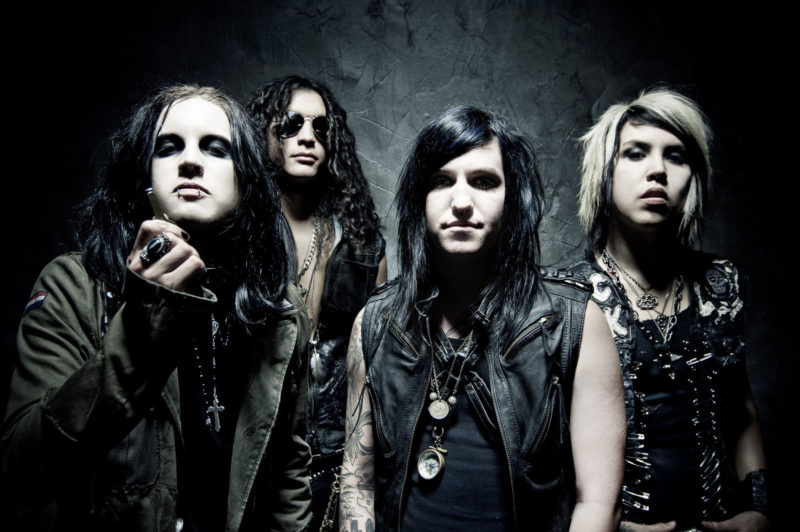 10 Best Escape The Fate Wallpaper FULL HD 1080p For PC Background 2020 free download escape the fate escape the fate pierce the veil australian tour 800x532