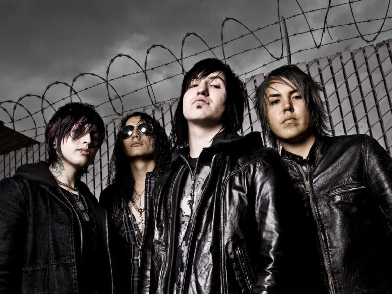 10 Best Escape The Fate Wallpaper FULL HD 1080p For PC Background 2020 free download escape the fate escape the fate wallpaper music wallpapers 1 800x600