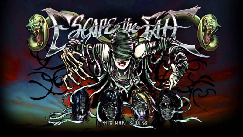 10 Best Escape The Fate Wallpaper FULL HD 1080p For PC Background 2020 free download escape the fate this war is ours wallpaper pictures images moosic 800x450