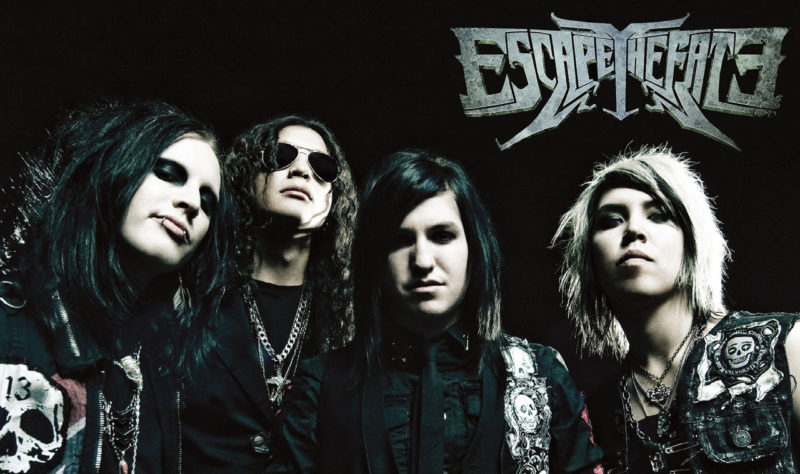 10 Best Escape The Fate Wallpaper FULL HD 1080p For PC Background 2020 free download escape the fate wallpaper all about music 800x474