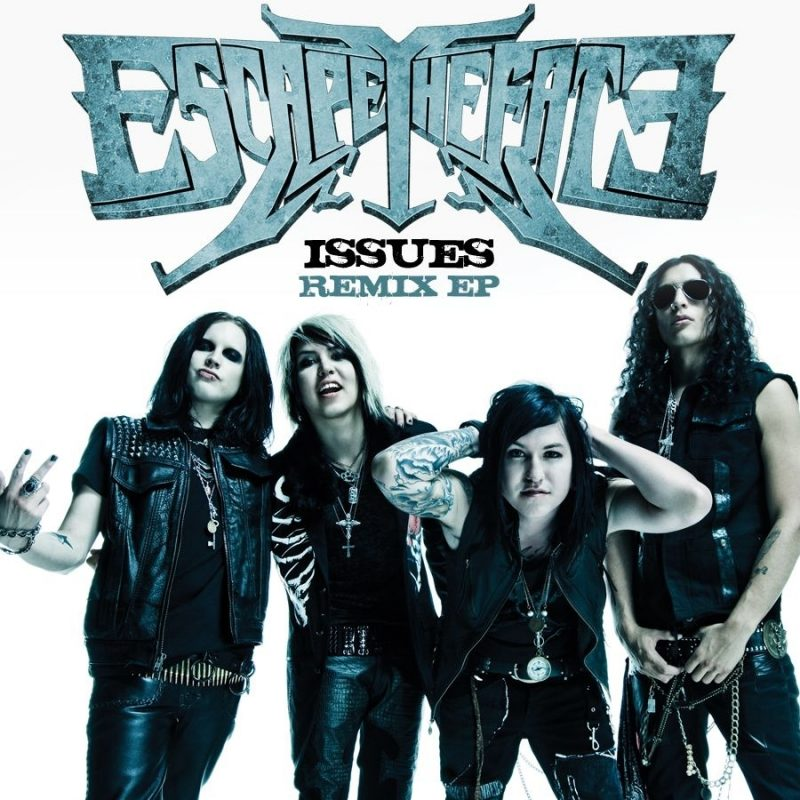 10 Best Escape The Fate Wallpapers FULL HD 1920×1080 For PC Background 2018 free download escape the fate wallpaper e1 rock band wallpapers 800x800