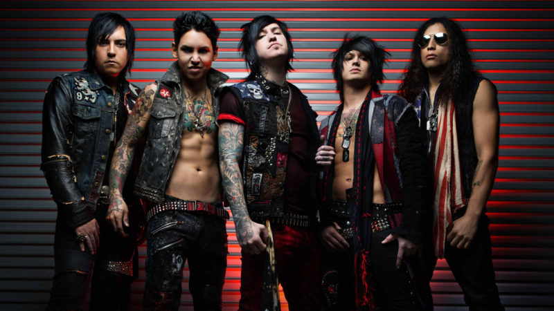 10 Best Escape The Fate Wallpaper FULL HD 1080p For PC Background 2020 free download escape the fate wallpaper image group 44 800x450