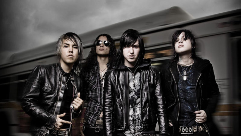 10 Best Escape The Fate Wallpaper FULL HD 1080p For PC Background 2020 free download escape the fate wallpapers wallpaper cave 800x450