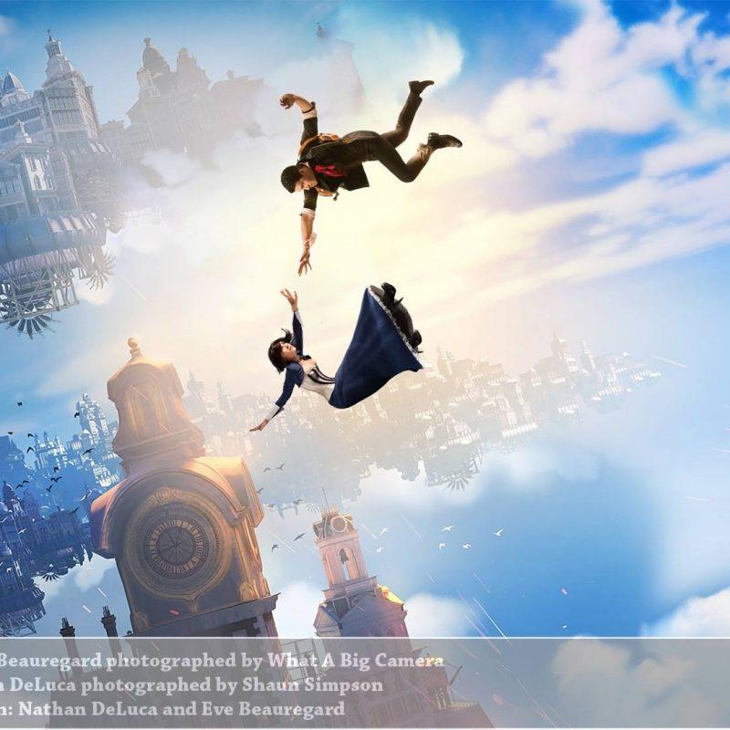 10 Latest Bioshock Infinite Wallpaper Falling FULL HD 1920×1080 For PC Background 2021 free download eve beauregard as elizabeth bioshock cosplay pinterest 800x800