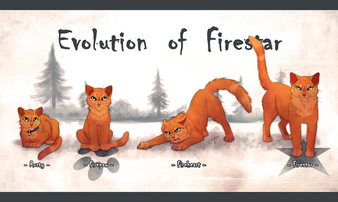 evolution of firestarambcatbone on deviantart