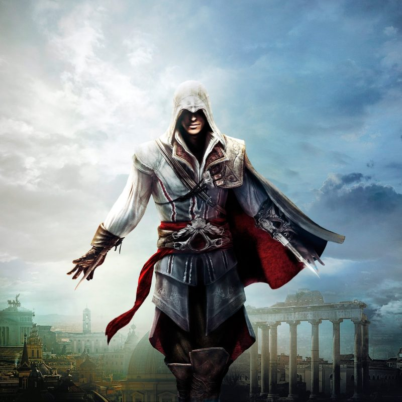 10 Best Assassin's Creed Ezio Wallpaper FULL HD 1080p For PC Background 2018 free download ezio assassins creed the ezio collection 4k wallpapers hd 800x800
