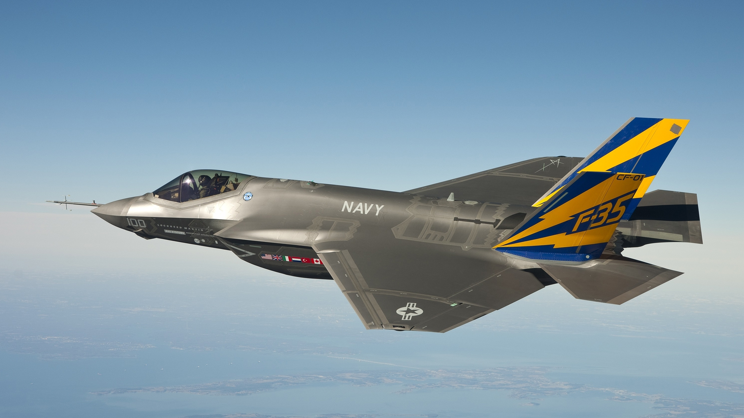 f 35 fighter jet wallpapers | hd wallpapers | id #16605