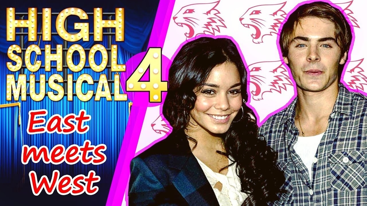 ? is high school musical 4 coming out? ? hsm 4 east meets west