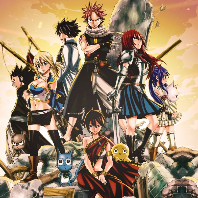 10 Most Popular Fairy Tail Wallpaper 1920X1080 FULL HD 1920×1080 For PC Background 2018 free download fairy tail fairy tail 34202701 1920 1080 10 000 fonds decran hd 1 800x800