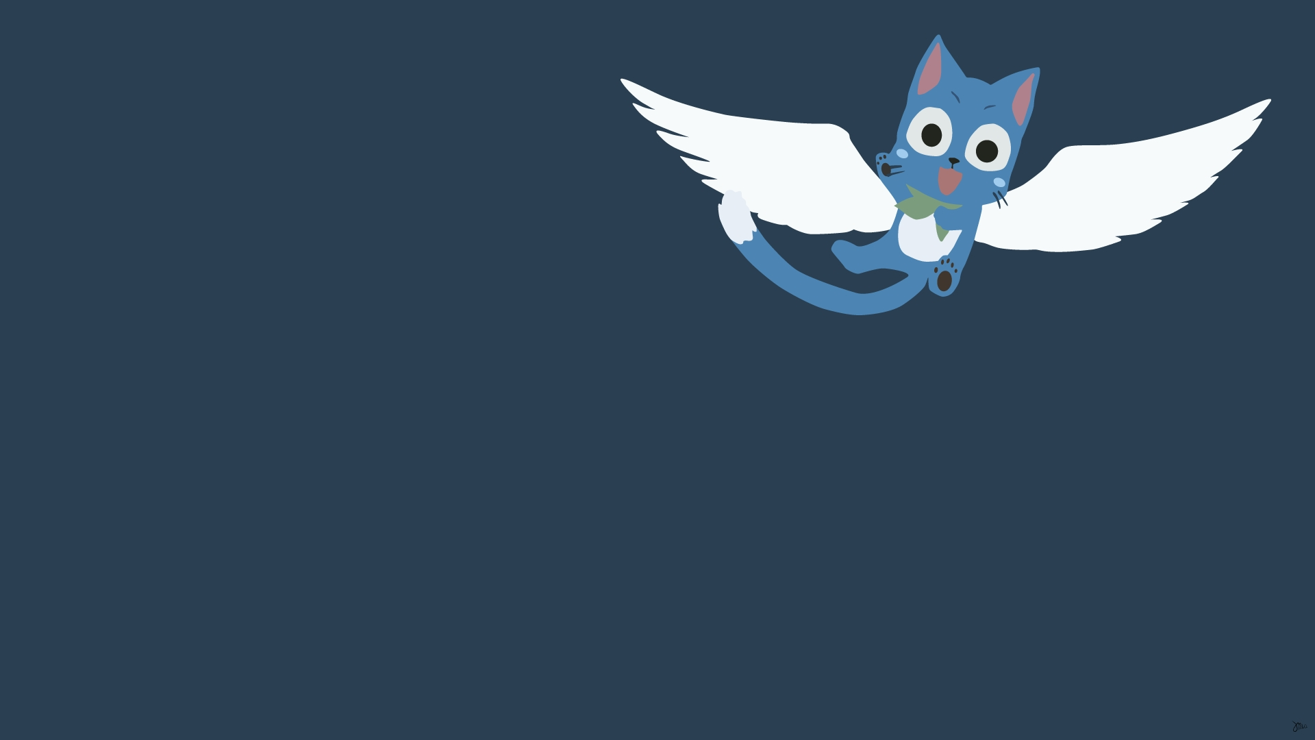 fairy tail happy wallpaper for mac #wgohd ~ wallove | wallpappers