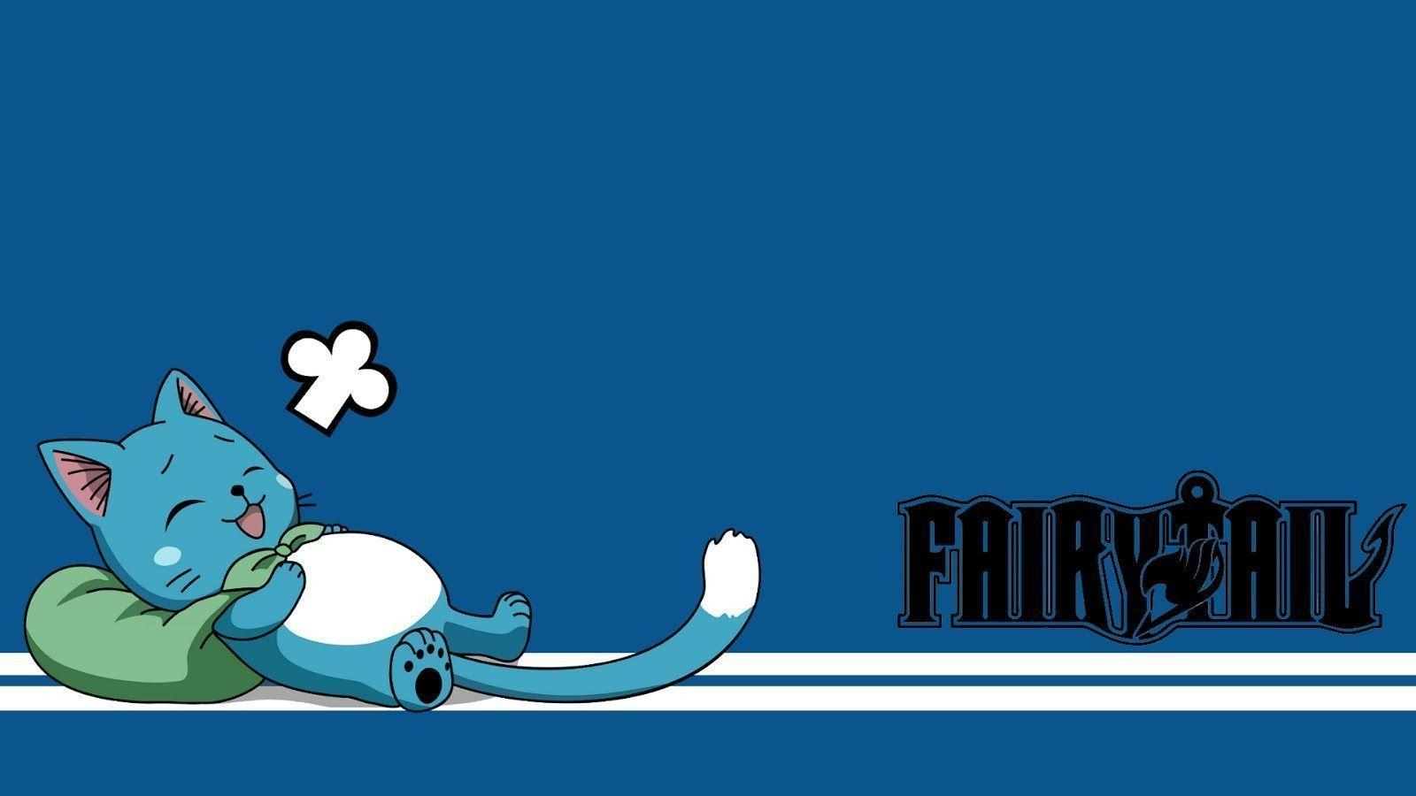 fairy tail happy wallpapers - wallpaper cave