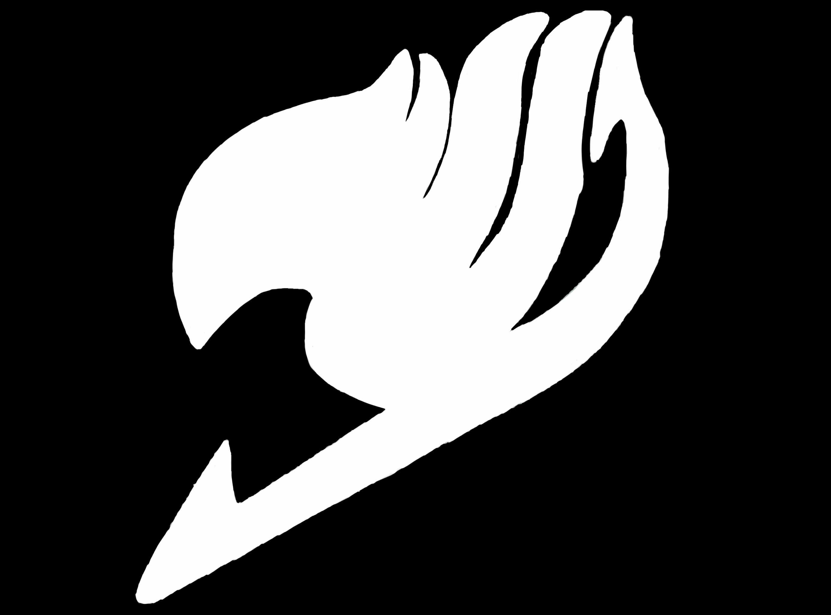 fairy tail logo wallpaper | pixelstalk