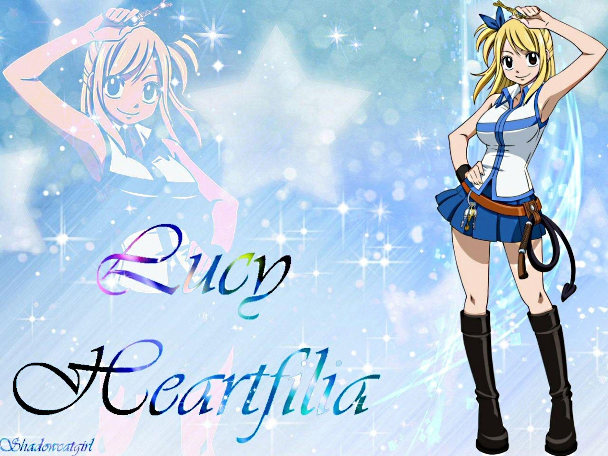 fairy tail lucy wallpapers - wallpaper cave
